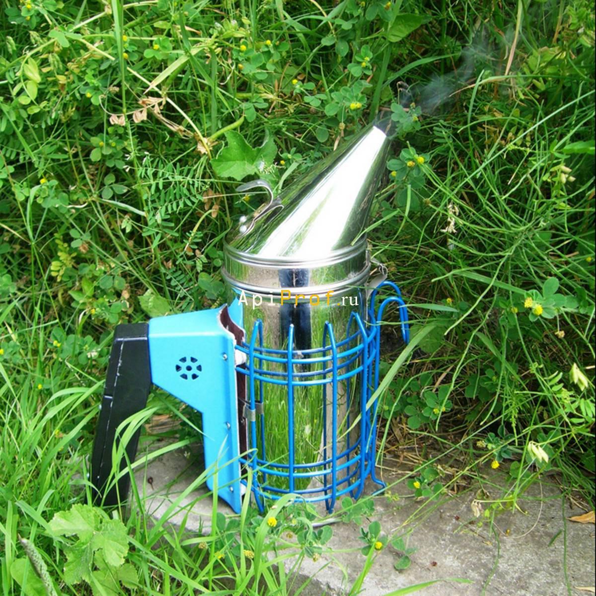 Пчёлы дым пушка
