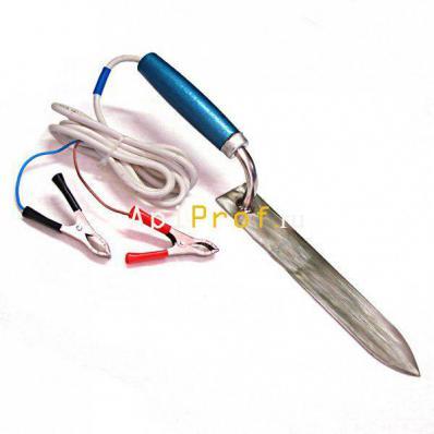 Нож нерж. 12 В, 30 Вт