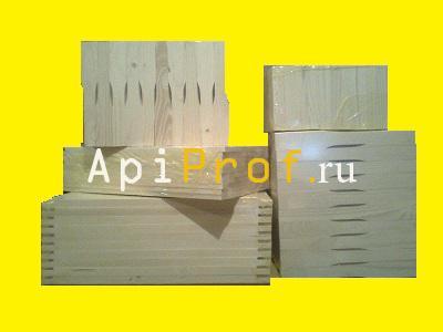 Рамки деревянные с разделителем