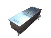 Декристаллизатор для меда на три кубконтейнера