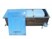 Декристаллизатор для меда на 3 куботейнера