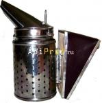 Дымарь с защитным кожухом (оцинкованная сталь)