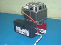 Электропроивод для медогонку 220 В